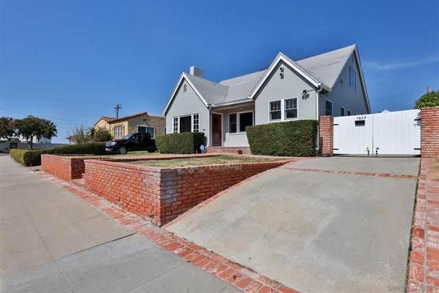 4829 Oregon, San Diego, CA 92116 (#210019516) :: Latrice Deluna Homes