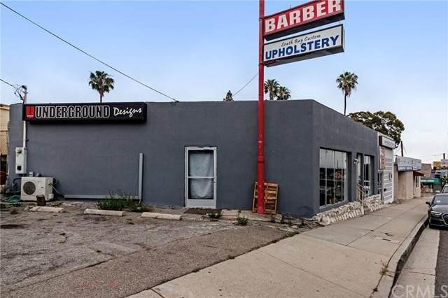 26125 Western Avenue, Lomita, CA 90717 (#SB21151600) :: The Miller Group