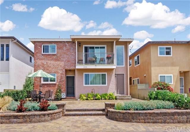 1026 W 26th Street, San Pedro, CA 90731 (#PV21149999) :: Latrice Deluna Homes