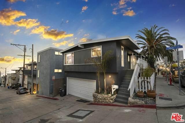 233 38Th Place, Manhattan Beach, CA 90266 (#21757468) :: Latrice Deluna Homes