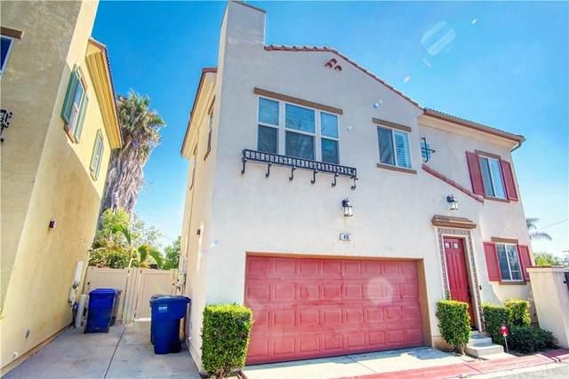 416 W Florence Avenue, La Habra, CA 90631 (#TR21149584) :: Robyn Icenhower & Associates