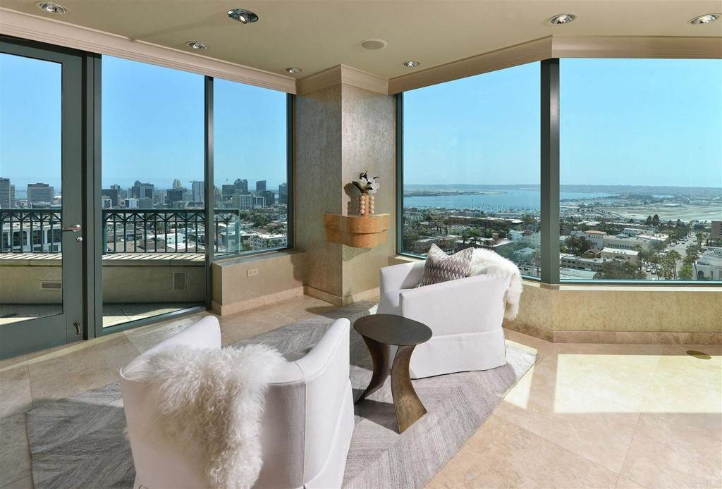 2500 6th Avenue Penthouse #7, San Diego, CA 92103 (#NDP2108120) :: Doherty Real Estate Group