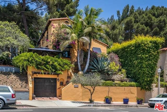 3455 Griffith Park Boulevard, Los Angeles (City), CA 90027 (#21759930) :: Robyn Icenhower & Associates