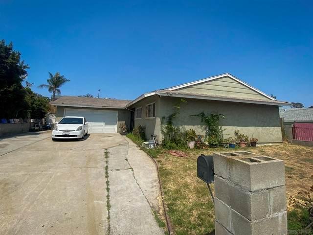 2285 Crandall Drive, San Diego, CA 92111 (#210019565) :: The Kohler Group