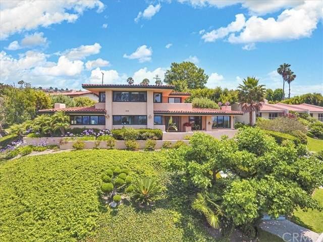 1432 Via Coronel, Palos Verdes Estates, CA 90274 (#PV21152288) :: Mainstreet Realtors®