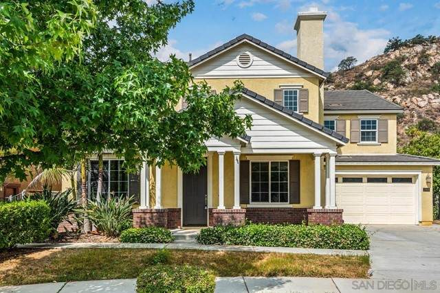 2905 Burnet Dr, Escondido, CA 92027 (#210019570) :: Jett Real Estate Group