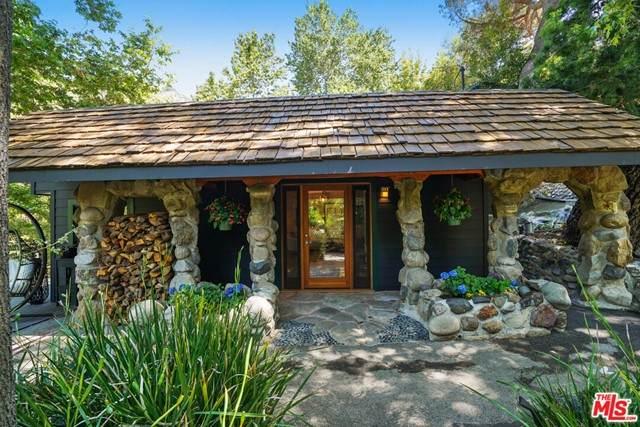 204 S Topanga Canyon Boulevard, Topanga, CA 90290 (#21759834) :: Robyn Icenhower & Associates