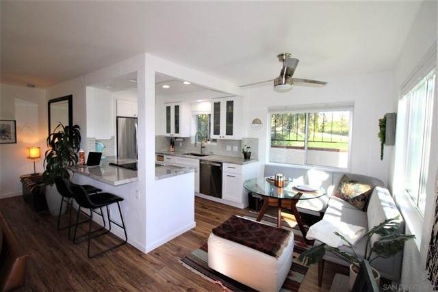 3972 Jackdaw St #105, San Diego, CA 92103 (#210019576) :: Cane Real Estate