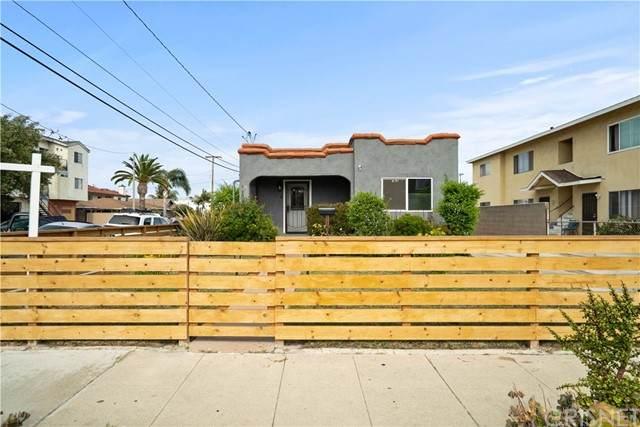 11802 Oxford Avenue, Hawthorne, CA 90250 (#SR21151602) :: The Kohler Group
