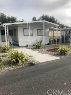 2400 Cienaga Street #42, Oceano, CA 93445 (#MD21152674) :: Eight Luxe Homes