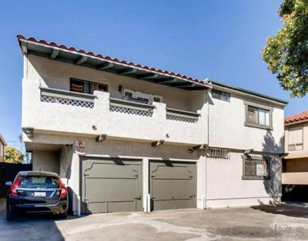3766 33rd St #2, San Diego, CA 92104 (#210019598) :: Jett Real Estate Group
