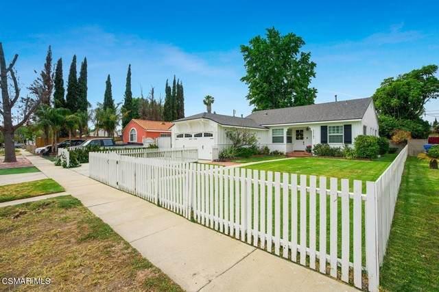 15707 Blackhawk Street, Granada Hills, CA 91344 (#221003835) :: Doherty Real Estate Group