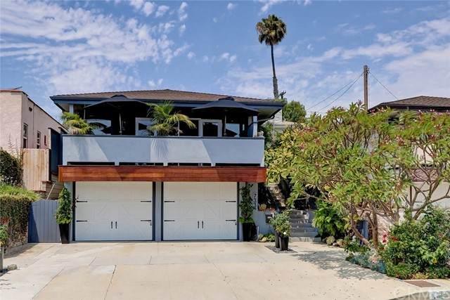 733 S Leland Street, San Pedro, CA 90731 (#SB21151365) :: Berkshire Hathaway HomeServices California Properties