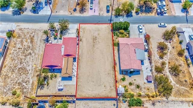0 Caliente Dr, Desert Hot Springs, CA 92240 (#PW21152803) :: The Kohler Group