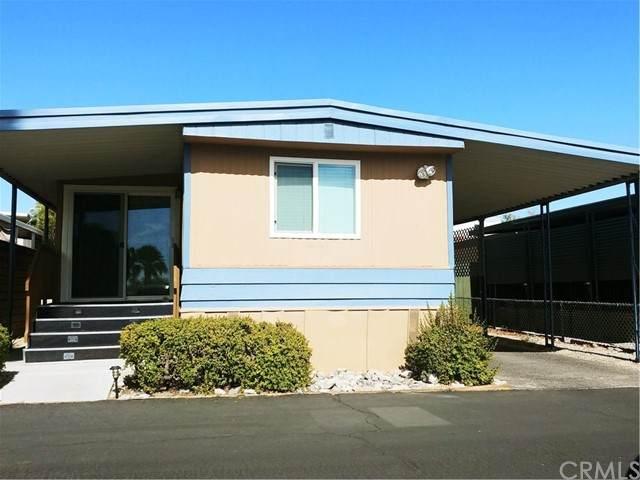18555 Roberts Rd. #66, Desert Hot Springs, CA 92241 (#CV21149880) :: The Kohler Group
