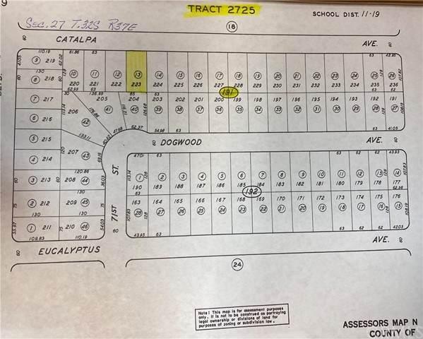 7100 Catalpa, California City, CA 93505 (#CV21154009) :: The Kohler Group