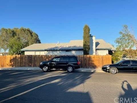 300 E-Upjohn Ave, Ridgecrest, CA 93555 (#DW21154154) :: Cochren Realty Team | KW the Lakes