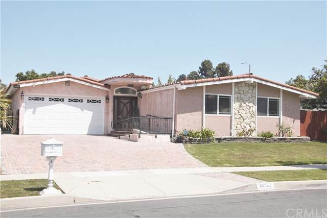 26922 Fond Du Lac Road, Rancho Palos Verdes, CA 90275 (#SB21154335) :: Mainstreet Realtors®