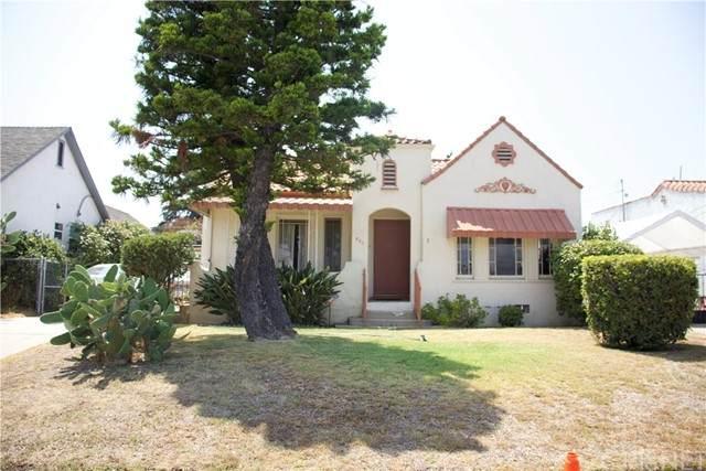 401 S Fremont Avenue, Alhambra, CA 91801 (#SR21154399) :: Mark Nazzal Real Estate Group