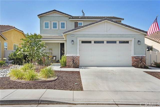 1373 Mary Lane, Beaumont, CA 92223 (#OC21154513) :: Mint Real Estate