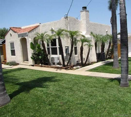 9723 Cypress St, Lakeside, CA 92040 (#210019996) :: Latrice Deluna Homes