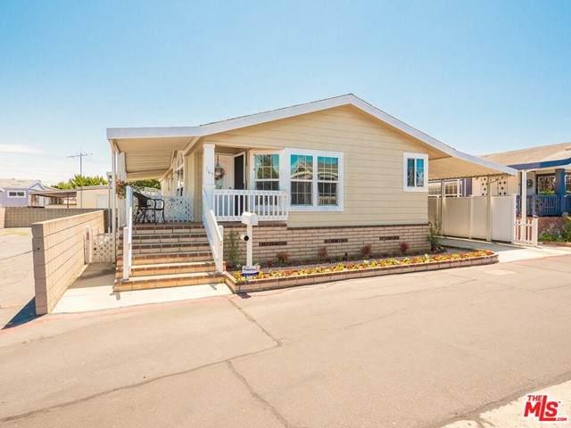 16444 Bolsa Chica Street Spc 169, Huntington Beach, CA 92649 (#21761570) :: Robyn Icenhower & Associates