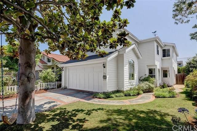 1712 N Poinsettia Avenue, Manhattan Beach, CA 90266 (#SB21154372) :: Compass