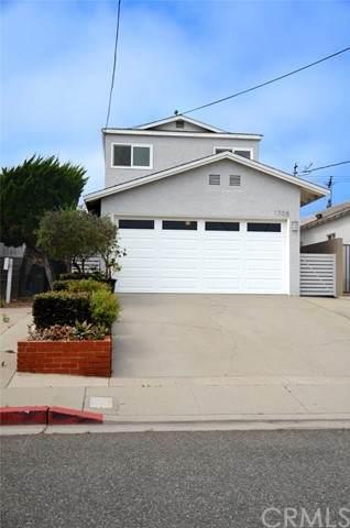 1705 Carlson Lane, Redondo Beach, CA 90278 (MLS #SB21153496) :: CARLILE Realty & Lending