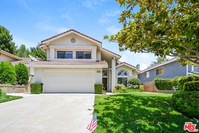 21825 Jeffers Lane, Santa Clarita, CA 91350 (#21761796) :: Eight Luxe Homes