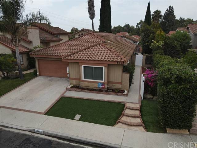 6445 Linville Court, Moorpark, CA 93021 (#SR21155758) :: Realty ONE Group Empire