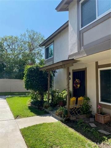 5478 E Willow Woods Lane #108, Anaheim, CA 92807 (#SW21155017) :: The Kohler Group