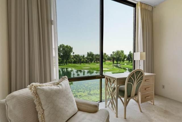 910 Island Drive #306, Rancho Mirage, CA 92270 (#219064949DA) :: Doherty Real Estate Group