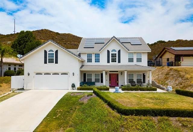 23726 Gymkhana Road, Ramona, CA 92065 (#NDP2108310) :: Eight Luxe Homes