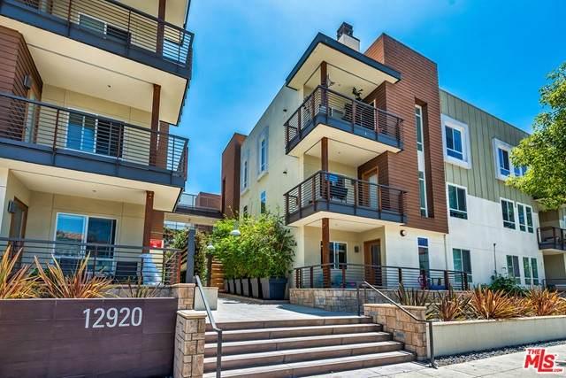 12920 Runway Road #362, Playa Vista, CA 90094 (#21761934) :: Mainstreet Realtors®