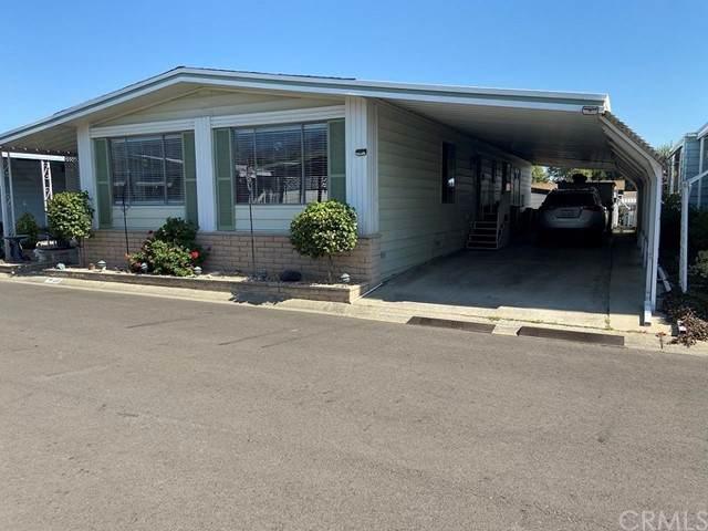 3800 Bradford Street #109, La Verne, CA 91750 (#SW21126496) :: Jett Real Estate Group