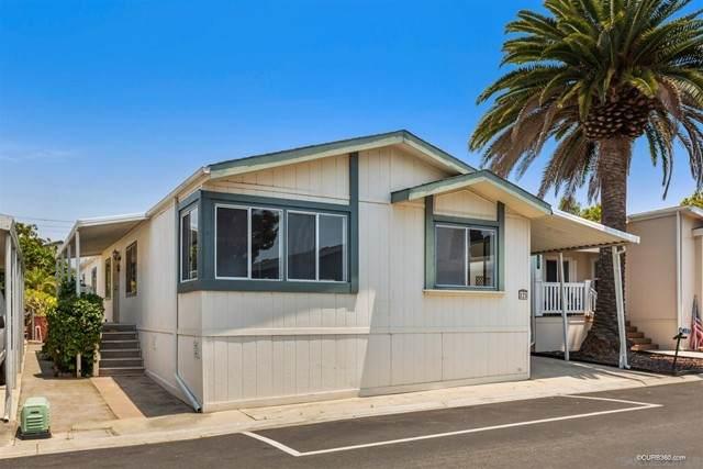 2750 Wheatstone St Spc 126, San Diego, CA 92111 (#210020147) :: The Kohler Group