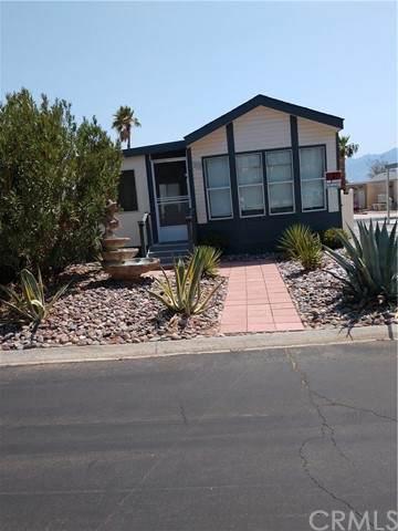 70200 Dillon Road #357, Desert Hot Springs, CA 92241 (#TR21156019) :: The Kohler Group