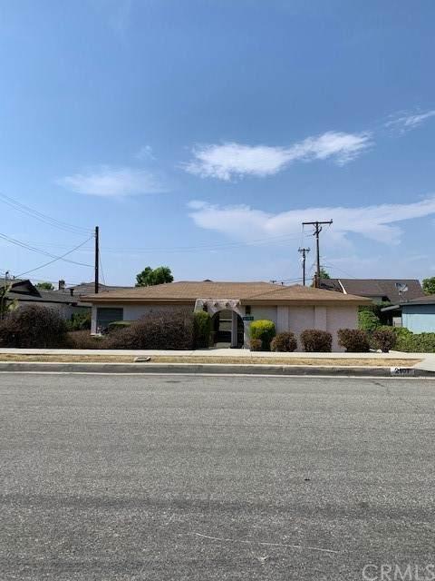 2107 W 237th Street, Torrance, CA 90501 (#SB21156494) :: Mark Nazzal Real Estate Group