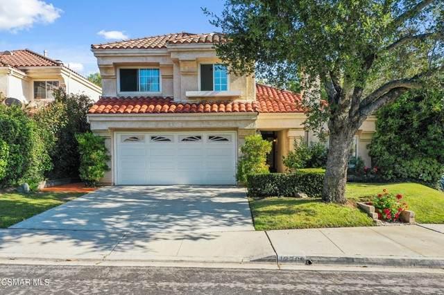 13708 Grand Isle Drive, Moorpark, CA 93021 (#221003928) :: RE/MAX Empire Properties