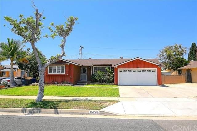 15223 Vanada Road, La Mirada, CA 90638 (#RS21153603) :: Doherty Real Estate Group
