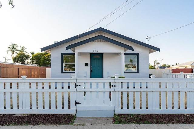 223 E 3rd Street, National City, CA 91950 (#PTP2105040) :: Robyn Icenhower & Associates