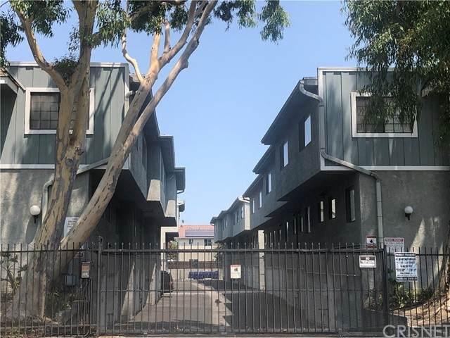 9140 Burnet Avenue #4, North Hills, CA 91343 (#SR21155248) :: Jett Real Estate Group