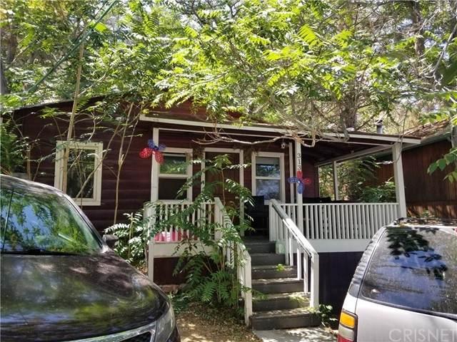 313 Pine Canyon Drive, Frazier Park, CA 93225 (#SR21156791) :: The Kohler Group
