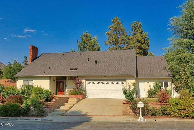 5706 Catherwood Drive, La Canada Flintridge, CA 91011 (#P1-5774) :: The Marelly Group   Sentry Residential