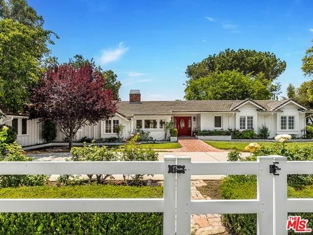 23628 Long Valley Road, Hidden Hills, CA 91302 (#21762222) :: Robyn Icenhower & Associates
