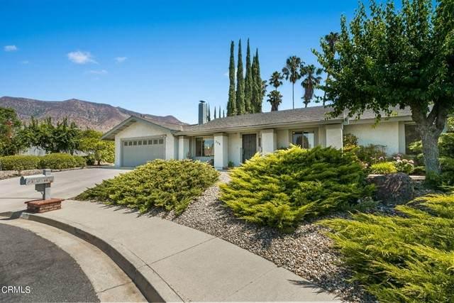 308 Martindale Avenue, Ojai, CA 93023 (#V1-7203) :: The Marelly Group   Sentry Residential