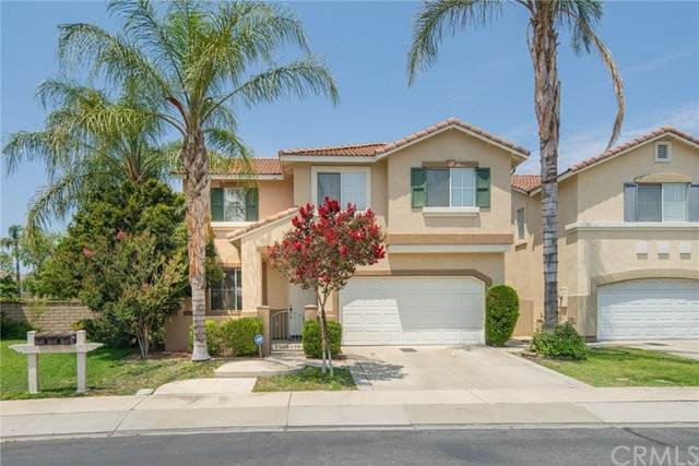 7680 Continental Place, Rancho Cucamonga, CA 91730 (MLS #TR21156775) :: CARLILE Realty & Lending