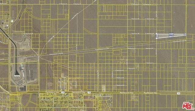 0 141 Street E. And Avenue U-8, Pearblossom, CA 93553 (#21762336) :: Zutila, Inc.