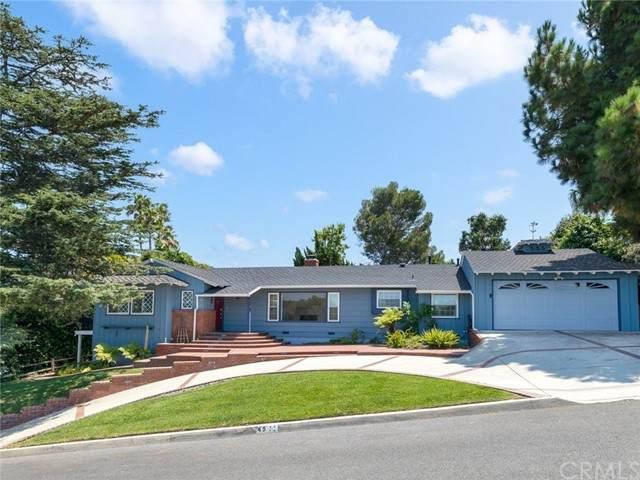 45 Hitching Post Drive, Rolling Hills Estates, CA 90274 (#SB21155813) :: Millman Team