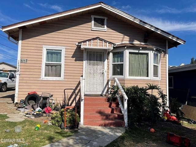 1524 Ricardo Street, Los Angeles (City), CA 90033 (#221003945) :: Jett Real Estate Group